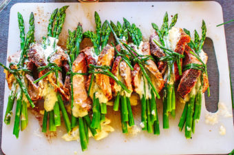 Asparagus Beef Roll Ups